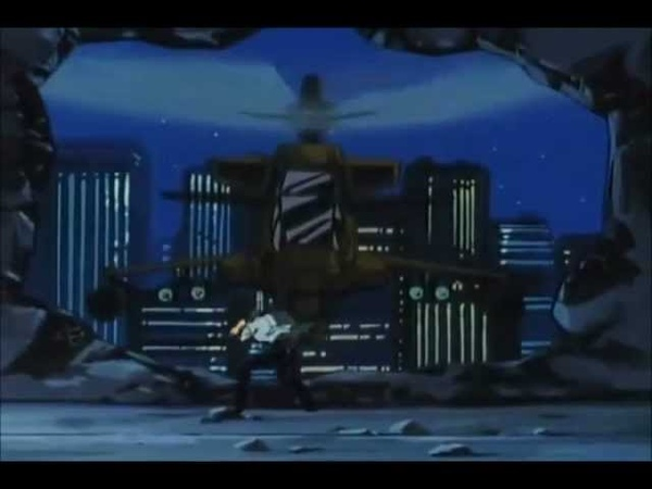 City Hunter: Ryo Saeba´s Awesome Moments