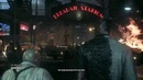 Batman: Arkham Knight - Prologue: Scarecrow's This Is Your Only Warning Gothem Speech Cutscene