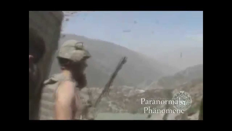 Soldaten schießen auf UFOS - unfassbare bilder!