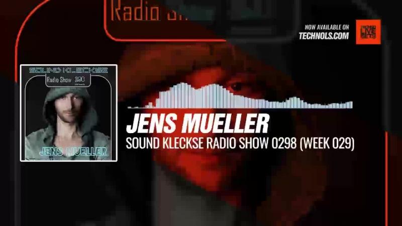 Listen Techno music with @DJ_JensMueller - Sound Kleckse 0298 (Week 029) Periscope
