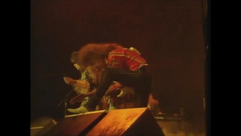 Yngwie J. Malmsteen - Rising Force (Live in Leningrad, 1989) HQ