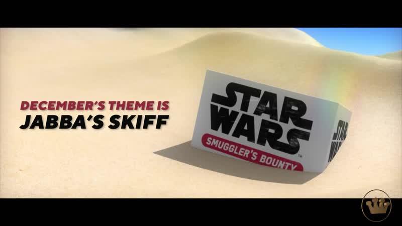 Star Wars Smugglers Bounty Amazon Exclusive Jabbas Skiff
