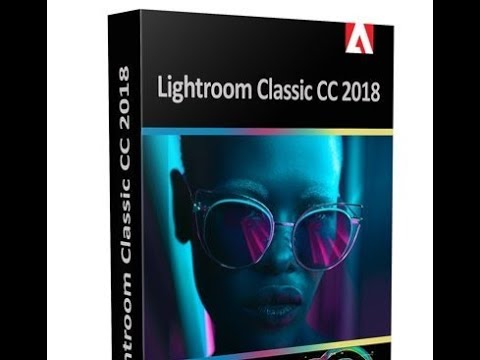 Adobe Photoshop Lightroom Classic CC 2018 (7.3) ML-RUS