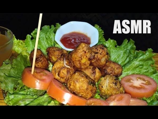 ASMR: CHICKEN ROLL EATING ASMR 💥💥💥 | MUKBANG EATING NO TALKING | NO TALKING MUKBANG | FASTFOOD