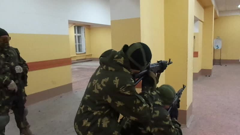 Открытая тренировка 08.11.2018 Арена - Эпицентр