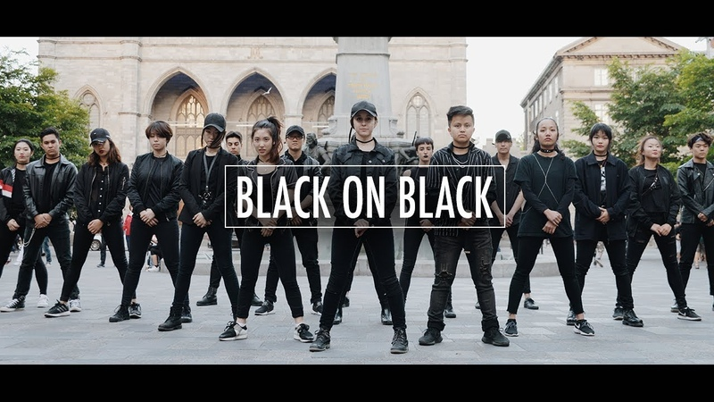 [KPOP IN PUBLIC MONTREAL] [2KROOKIES VER.] NCT 2018 (엔시티) - BLACK ON BLACK | Dance Cover by 2KSQUAD