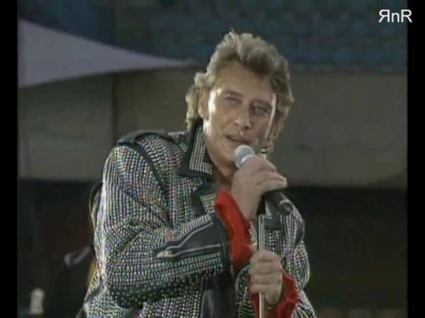 Johnny Halliday Parc Des Princes 1993 en intégralité