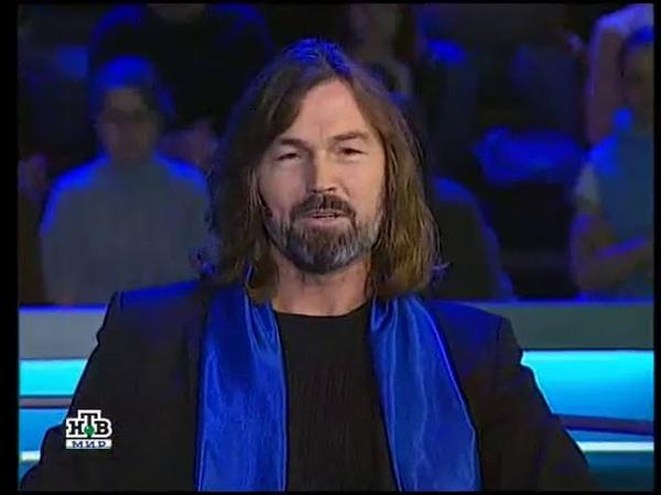Игры разума (31.05.2005) Юрий Хашимов - Никас Сафронов