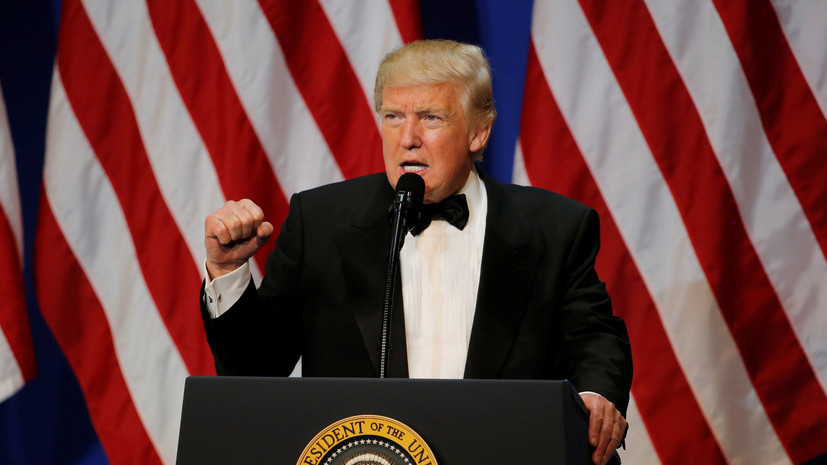 В Белом доме отреагировали на данные о словах Трампа про Крым