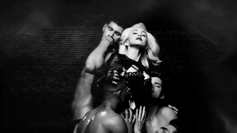 Madonna Girl Gone Wild Explicit version