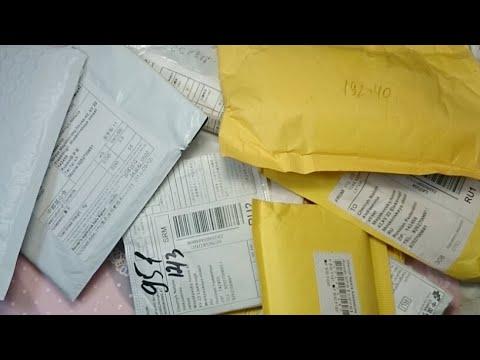 Ali nails: Большая распаковка с Алиэкспресс онлайн