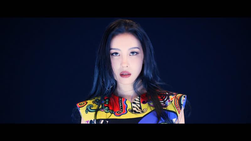 SunMi (ex-Wonder Girls) - Heroine 2018