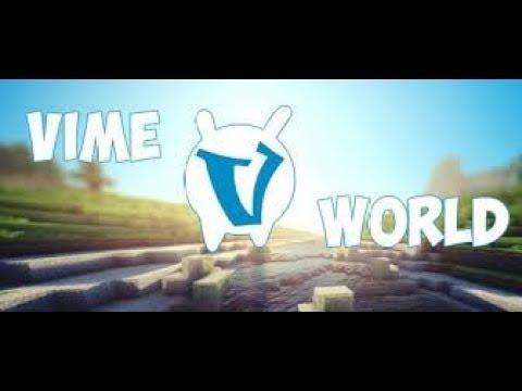 самые лучшие пвп и гличы на Vime World1