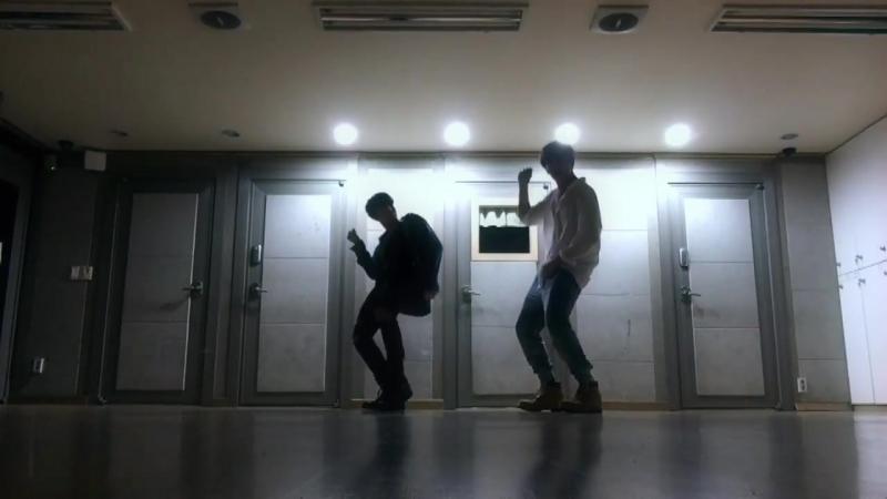 [CHOREOGRAPHY] BTS (방탄소년단) 정국이랑 지민이 (Own it choreography by Brian puspose) Dance practice