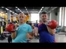 Гиревой спорт в Алекс фитнес