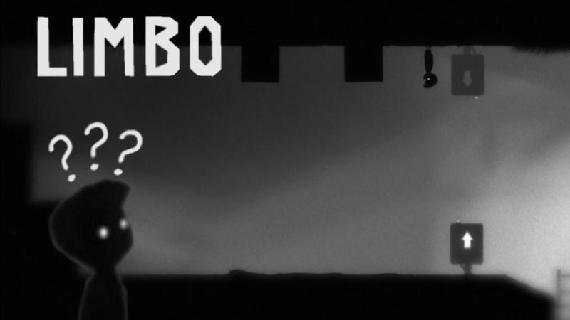 Limbo 5 гравитация, бессердечная ты!