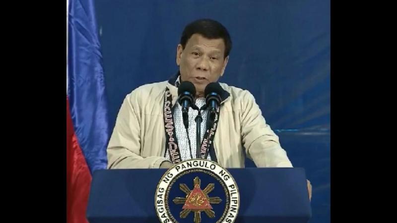 Sampalation ang tawag 'yan — pres Duterte