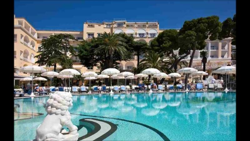 Pino Donaggio, Io che non vivo senza te - Grand Hotel Quisisana Capri