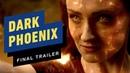 Dark Phoenix - Final Trailer (2019) Sophie Turner, Jennifer Lawrence