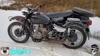 Купил новый мотоцикл, 2WD. тизер
