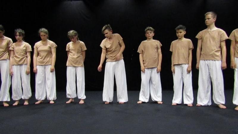 Женин танец Эволюция мы мерак