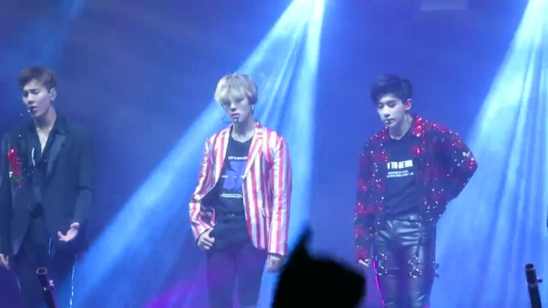 [VK][20.06.18][Fancam] The 2nd World Tour The Connect In Amsterdam (Lost In The Dream)