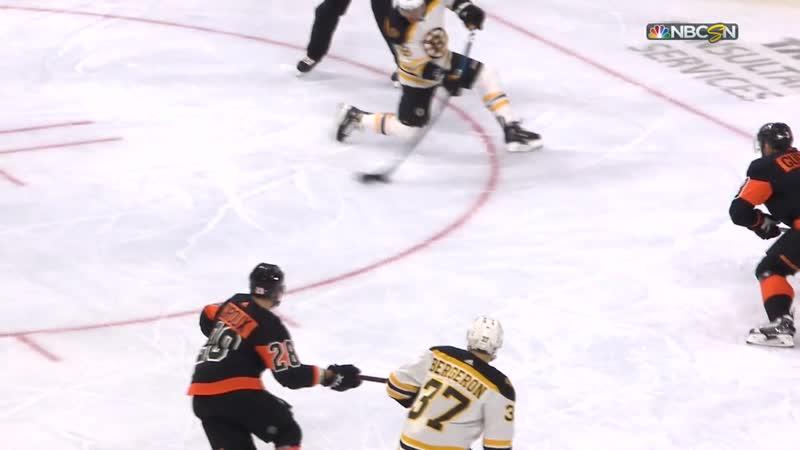 NHL 2018-2019 RS 16.01.2019 Boston Bruins - Philadelphia Flyers