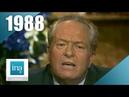 Jean-Marie Le Pen - Campagne présidentielle 1988 | Archive INA
