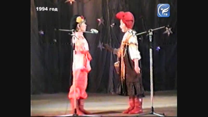 Из архива ТВ-Сокол: конкурс Восходящая звезда 1994 год