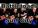 Battletoads Surf City на укулеле