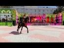 Лошадь танцует под Кара Жорга