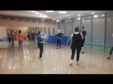 Взрослая группа ВОСТОЧНОГО ТАНЦА в школе танца Феерия