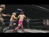 Jason Kincaid, Facade vs. Keisuke Ishii, Akito (DDT Live! Maji Manji #13)