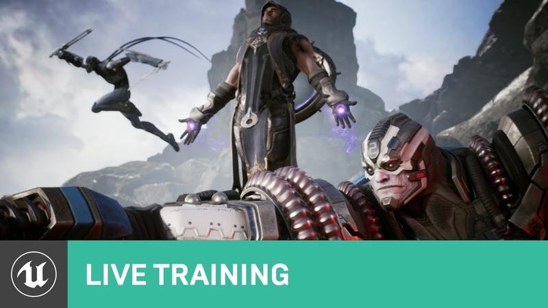 Animation Blueprint Setup Walkthrough Part 4 | Live Training | Unreal Engine Livestream