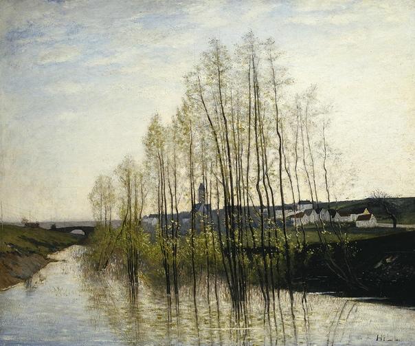 Карл Фредрик Хилл (1849–1911) — шведский живописец и график. https://vk.com/album-61546782_232123722