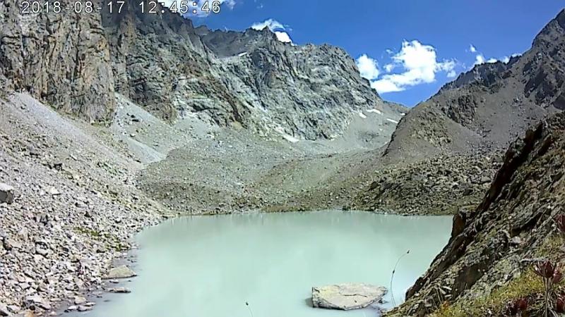 Турье озеро под Доломитами. 3069 м нум.