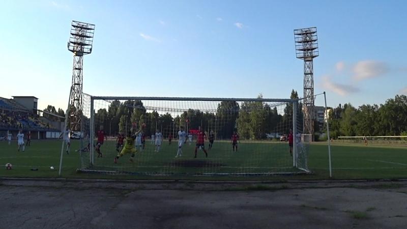 Голы в ворота димитровградской «Лады»