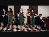 "Feel It Still - Portugal The Man (60s _""Mr. Postman_"" Style Cover) ft. Joey, Adanna, Nina Ann"