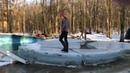 Зимняя вечеринка у бассейна ViralHog