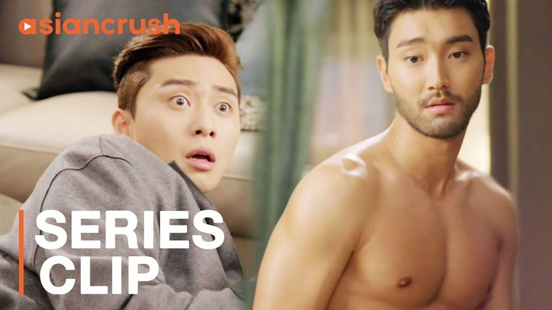 He's here to steal your girlfriend (and your job) | 'She Was Pretty' with Park Seo-joon, Choi Siwon