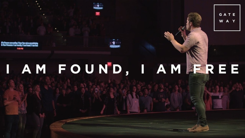 I Am Found, I Am Free GATEWAY Monuments (Live Performance)