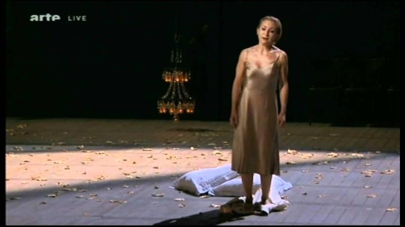 Traviata, VERDI, Nathalie DESSAY ,addio del passato