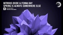 Nitrous Oxide Fenna Day - Spring Is Always Somewhere Else (Amsterdam Trance) Lyrics