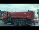 Рухнувшее на дорогу НЛО из бетона сняли на видео в Волгограде