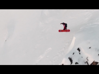 The BEST snowboarders of the Freeride World Tour 2018