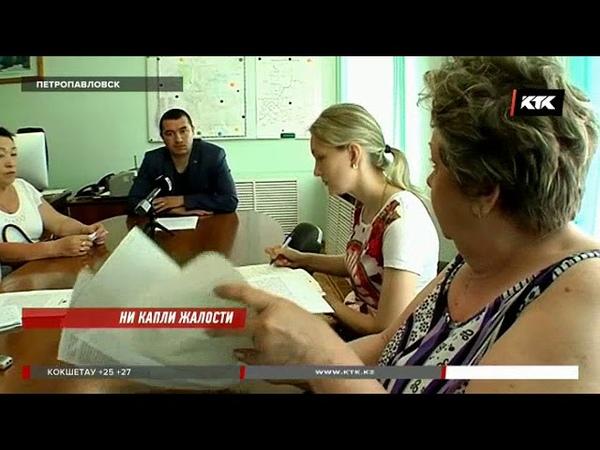 Оставшиеся без горячей воды жители Петропавловска выслеживают коммунальщиков