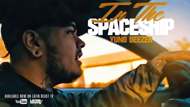 Yung Deezer - In The Spaceship (Official Music Video)