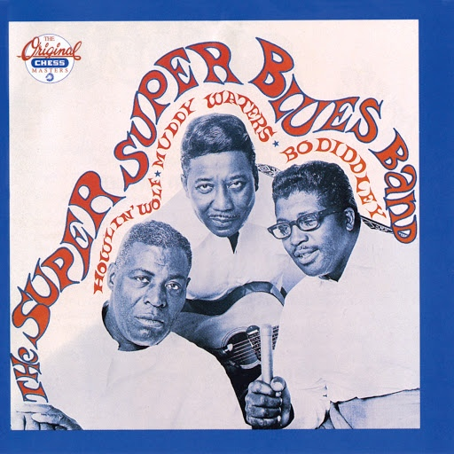 Bo Diddley альбом The Super, Super Blues Band