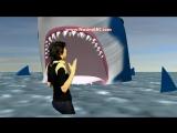 Köpek Balığı Ve Azeri Qiz Komik çizgi Film Türkçe Yeşil Nasim x377sou
