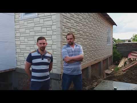 Монтаж автономного септика Топас 5 (г.Омск ул. Дзержинского)